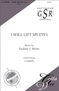 I Will Lift My Eyes Cover